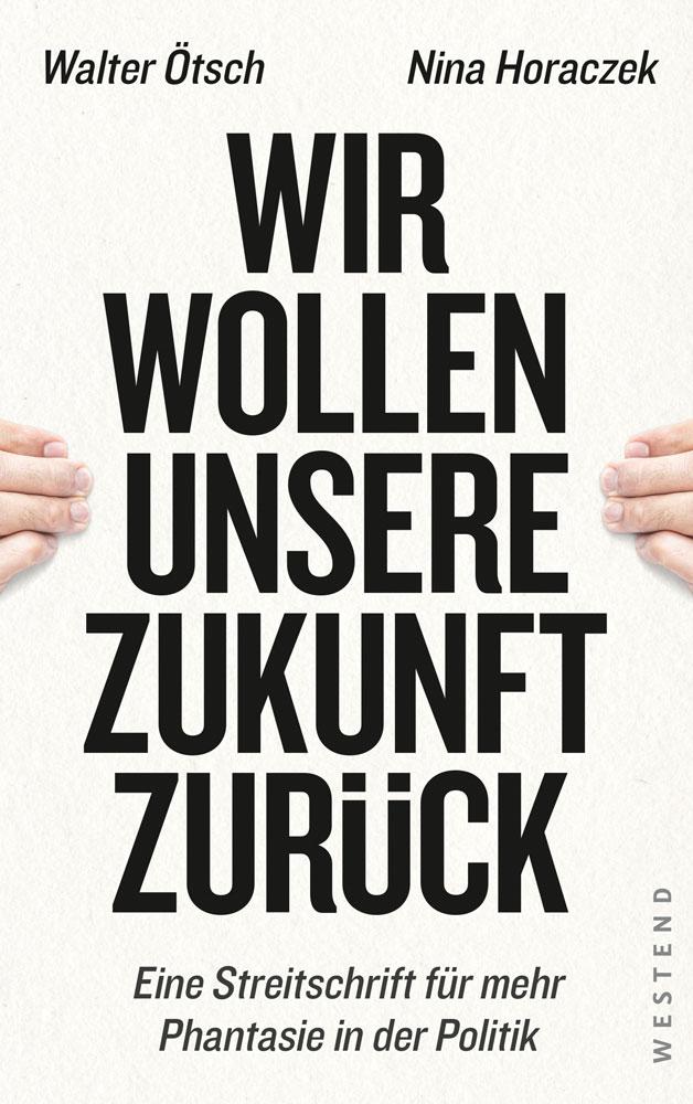 """Cover """"Wir wollen unsere Zukunft zurück"""""""